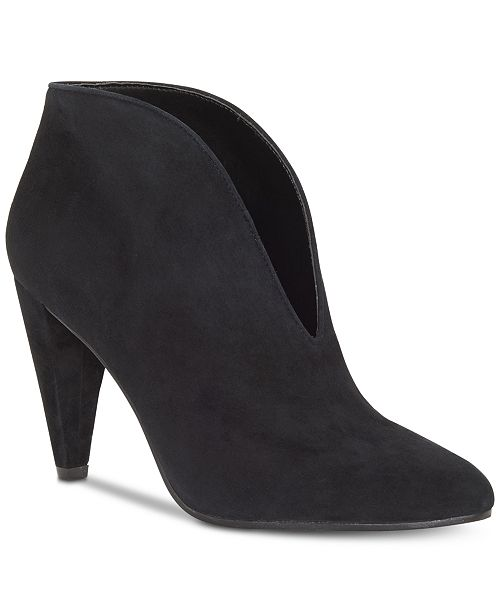 64d4f281d9d Vince Camuto Eckanna Shooties   Reviews - Boots - Shoes - Macy s