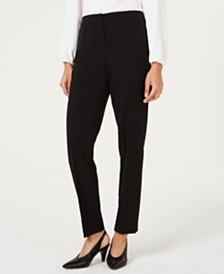 Bar III Ankle Trousers, Created for Macy's