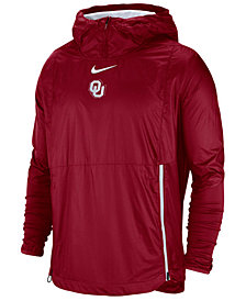 Nike Men's Oklahoma Sooners Fly Rush Jacket