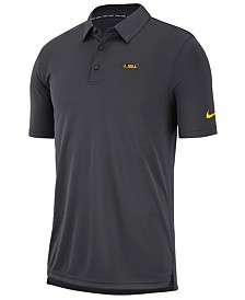 Nike Men's LSU Tigers Miniature Logo Polo