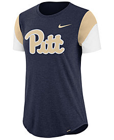 Nike Women's Pittsburgh Panthers Tri-Blend Fan T-Shirt