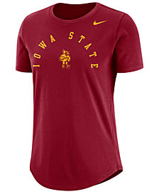 Nike Women's Iowa State Cyclones Elevated Cotton T-Shirt