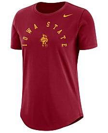 Nike Women's Iowa State Cyclones Elevated Cotton T-Shirt