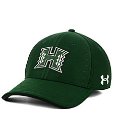Under Armour Hawaii Warriors Blitzing Flex Stretch Fitted Cap