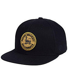 Top of the World Purdue Boilermakers Timey Snapback Cap