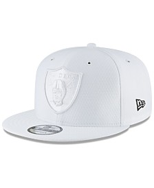 aba8ede94d919 New Era Oakland Raiders On Field Color Rush 9FIFTY Snapback Cap