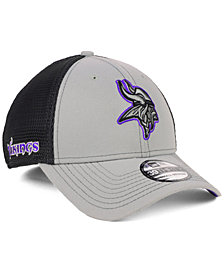New Era Minnesota Vikings 2-Tone Sided 39THIRTY Cap