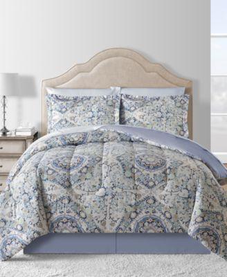 Eva 6-Pc. Twin Comforter Set