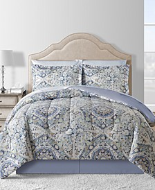 CLOSEOUT! Eva 8-Pc. Comforter Sets
