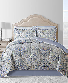 Fairfield Square Collection Eva 6-Pc. Twin Comforter Set