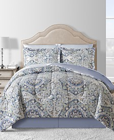 CLOSEOUT! Fairfield Square Collection Eva 8-Pc. Comforter Sets