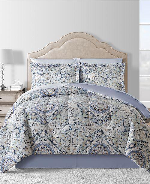 Fairfield Square Collection Eva 8-Pc. Comforter Sets