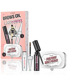 3-Pc. Brows On, Lash Out! Brow & Mascara Set