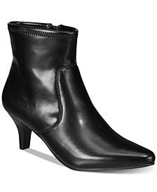 Noria Zip Booties
