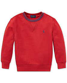Polo Ralph Lauren Toddler Boys Fleece Sweatshirt