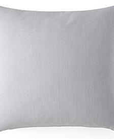 "Cambric Gray Square Cushion 20""x20"""