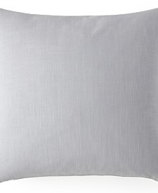 Cambric Gray Long Rectangle Pillow