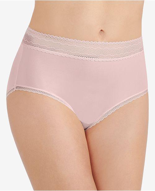 320b972a7 ... Vanity Fair Flattering Lace Stretch Brief 13281