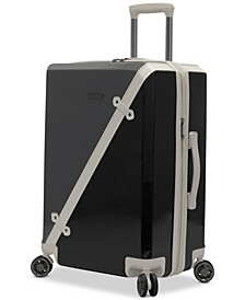 """CLOSEOUT! BCBG MAXAZARIA Luxe 24"""" Hardside Spinner Suitcase"""