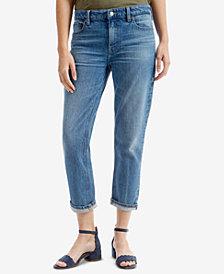 Lucky Brand Sienna Slim Cuffed Boyfriend Jeans