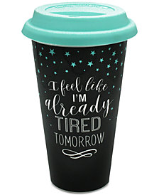 CLOSEOUT! TMD Holdings Already Tired Travel Mug