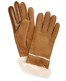 Stitched Slim Tech Gloves