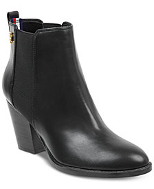 e5d1705ac761 Tommy Hilfiger Booties Biggest Shoe Sale - Macy s