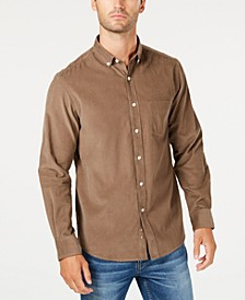 Men's Corduroy Shirt, Created for Macy's