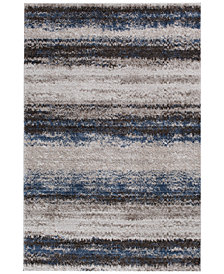 "KM Home Leisure Bay 3'3"" x 5'3"" Area Rug"