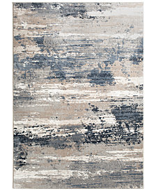 "KM Home Waterside Tide 3'3"" x 5'3"" Area Rug"