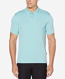 Perry Ellis Men's Ottoman Stripe Classic Fit Polo