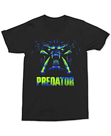 Predator Men's Sci-Fi Movie Graphic T-Shirt