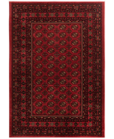 "KM Home Sanford Boukara 5'3"" x 7'7"" Area Rug, Created for Macy's"