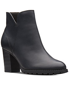Clarks Collection Women's Verona Trish Booties