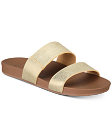 REEF Cushion Bounce Vista Slide Sandals