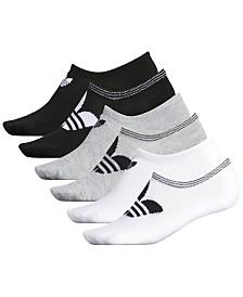 adidas Originals 6-Pk. Superlite No-Show Socks