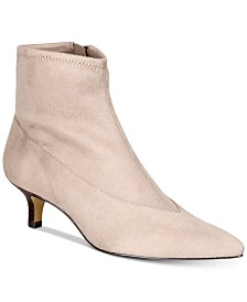 Bella Vita Stephanie II Kitten-Heel Booties