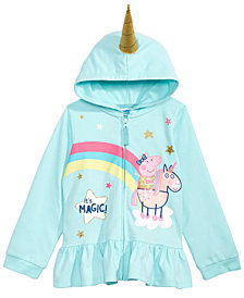 Peppa Pig Little Girls It's Magic Hoodie