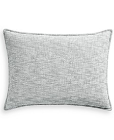 Seaglass Cotton Quilted King Sham, Created for Macy's