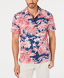 Tommy Bahama Men's Beach Batik Shirt