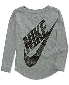 Nike Toddler Girls Futura-Graphic T-Shirt
