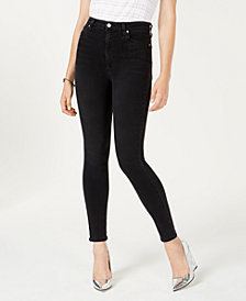 Joe's Bella High-Rise Ankle Skinny Jeans