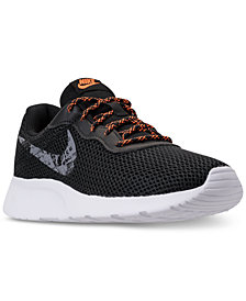 Nike Men's Tanjun Just Do It Casual Sneakers from Finish Line
