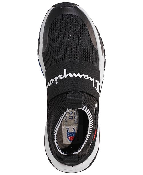 4c9093697cea Champion Boys  Rally Pro Casual Athletic Sneakers from Finish Line ...