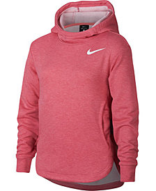 Nike Big Girls Training Pullover Hoodie