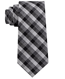 Michael Kors Men's City Gingham Tie