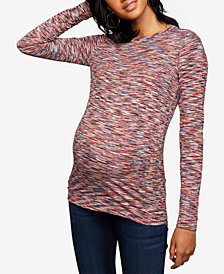 A Pea In The Pod Maternity Ribbed T-Shirt