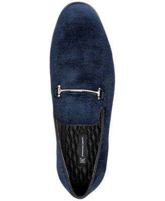 Harrow Velvet Smoking Slippers, Created