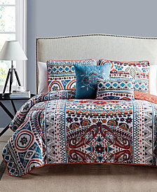 VCNY Home Natasha Reversible Quilt Set Collection