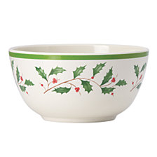 Lenox Holiday Holiday Melamine Bowls, Set of 4
